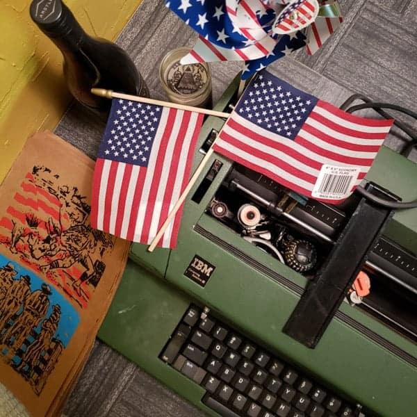 Typewriter Rodeo Clown