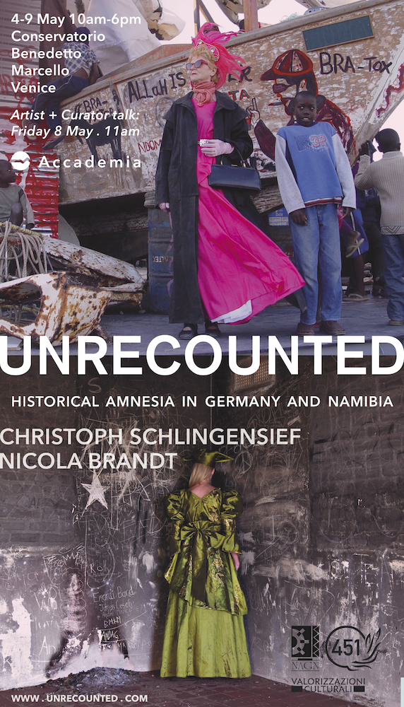 UNRECOUNTED: Historical Amnesia in Germany and Namibia