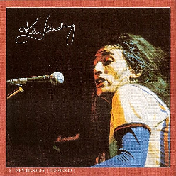 Ken Hensley Eager To Please Worthy Solo Experimentations From A Dusty Shelf Schlockmania