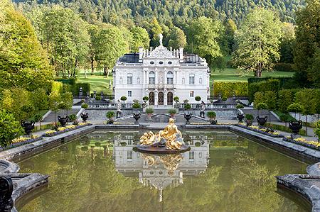 Bayerische Schlsserverwaltung  Schlsser  Schloss Linderhof
