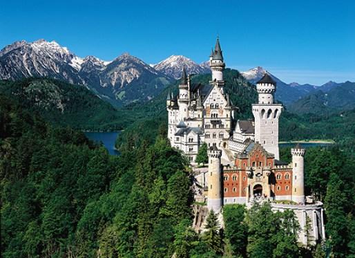 Picture: Neuschwanstein Castle