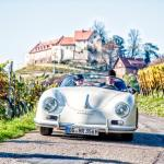 Classic Car Hire Weddings Schloss Staufenberg