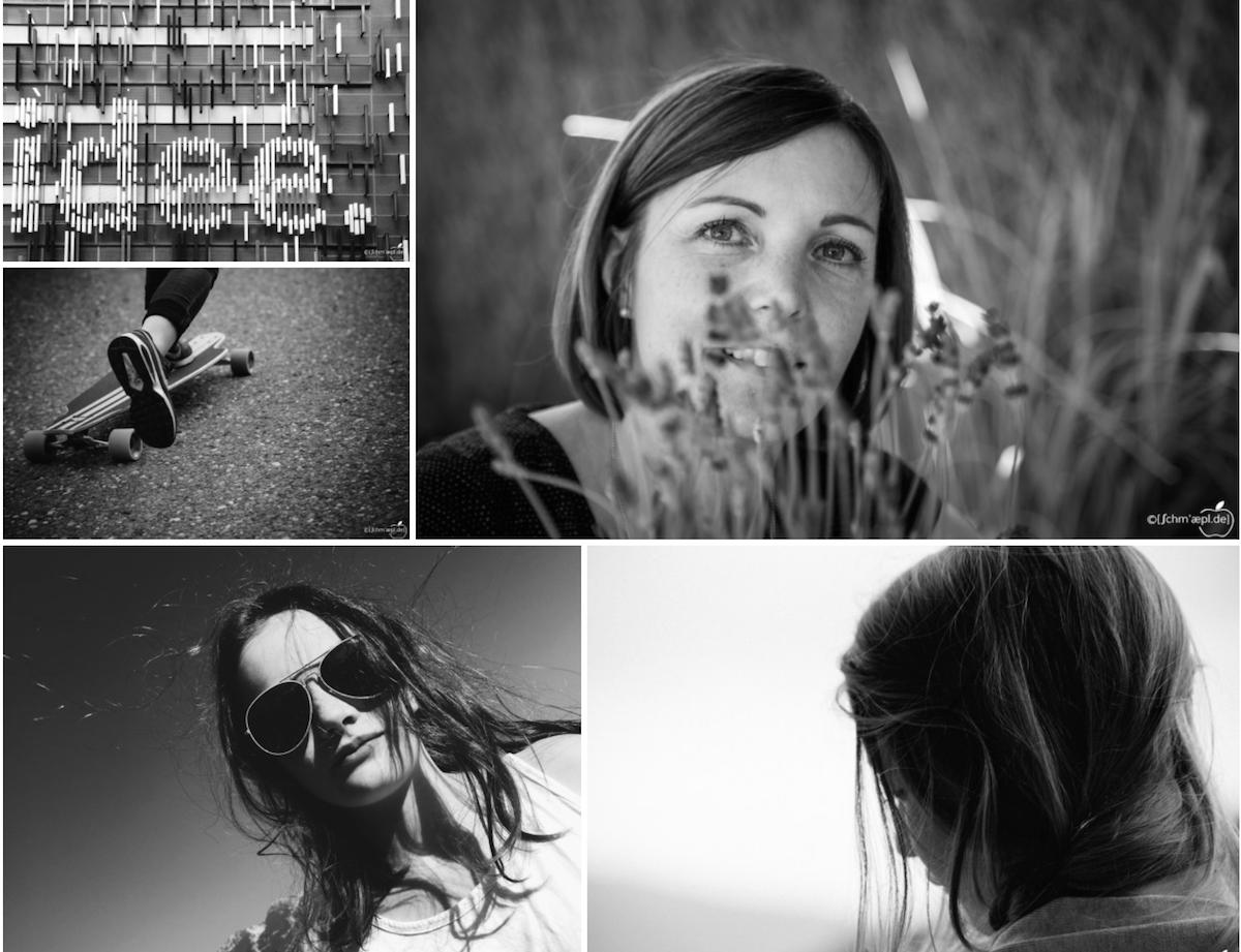 Mein Jahr 2015 in schwarz/weiß
