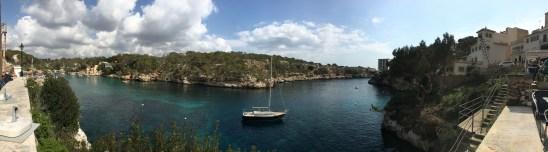 Die Bucht...