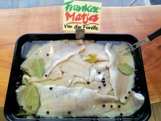 Fränkischer Forellen-Matjes: regional und nachhaltig