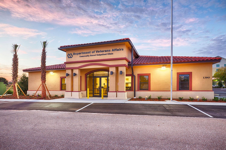 VA Outpatient Clinic | Schmid Construction
