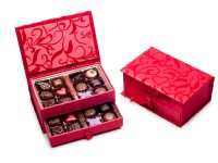 keepsake jewelry box of chocolates