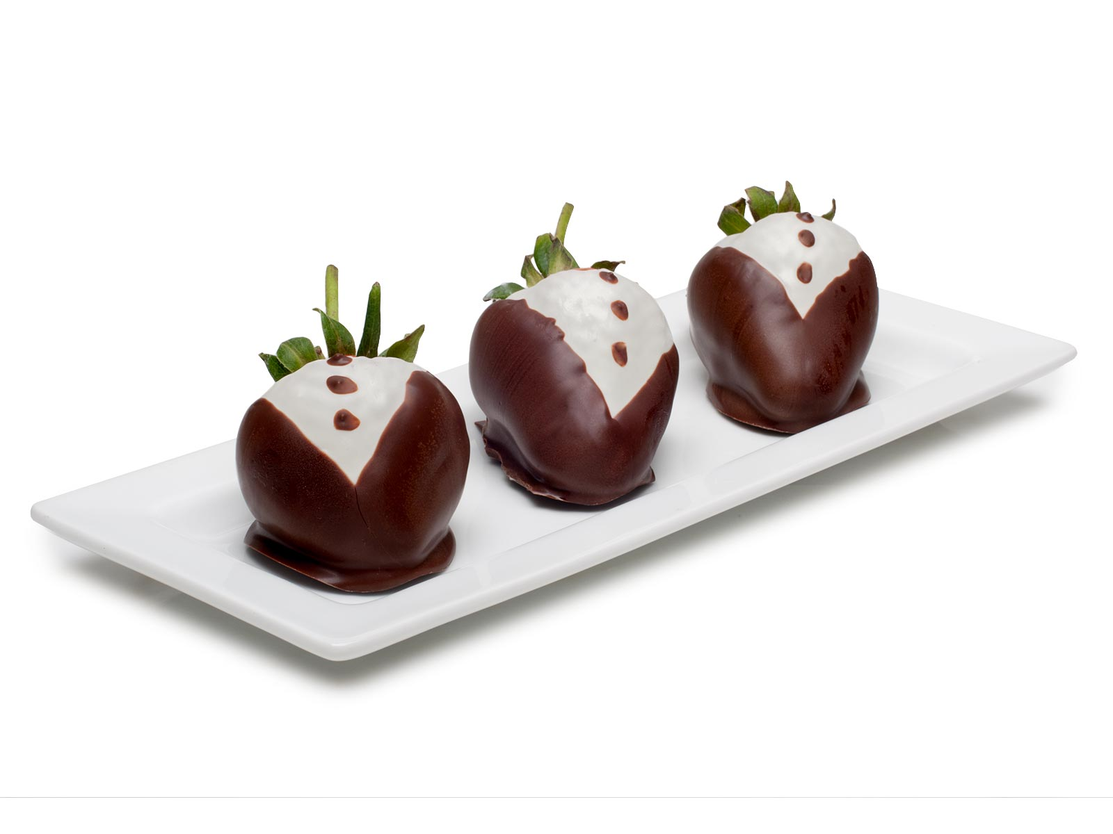 Chocolate Strawberries, Tuxedo Bride