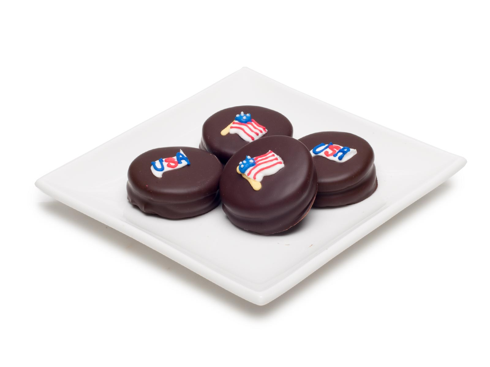 Double Stuf Oreo® Box for USA Holiday
