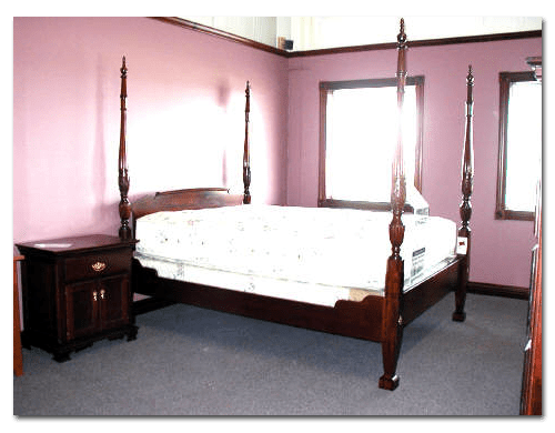 handcrafted bedroom furniture by