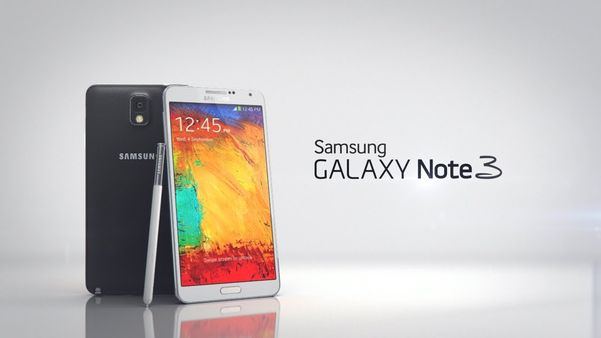 Samsung Galaxy Note 3 Android Smartphone
