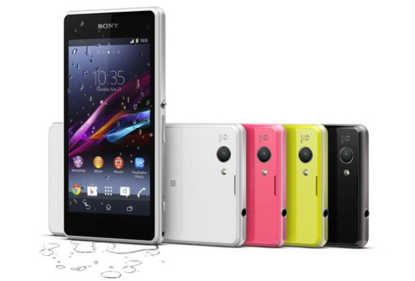 Sony Xperia Z1 Compact Android Smartphone