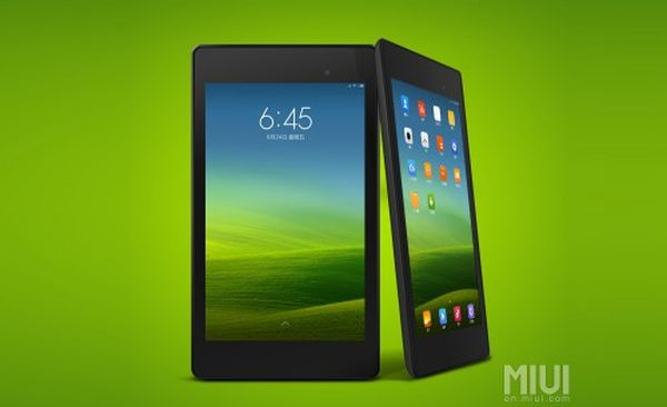 Nexus 7, MIUI