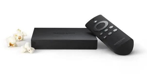 Amazon Fire TV, Amazon