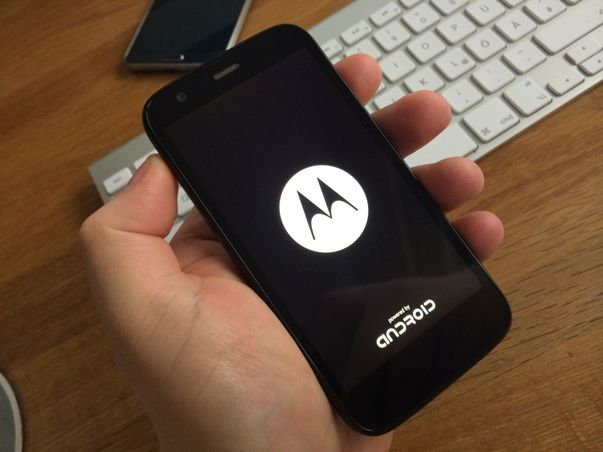 Motorola, Powered by Android