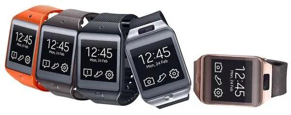 Samsung Gear 2, Samsung