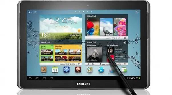 Samsung, Galaxy Note 10.1, Samsung Galaxy Note 10.1