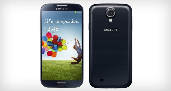Samsung Galaxy S4 Android Smartphone