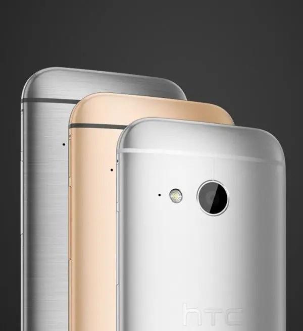 HTC One Mini 2 Rückseite