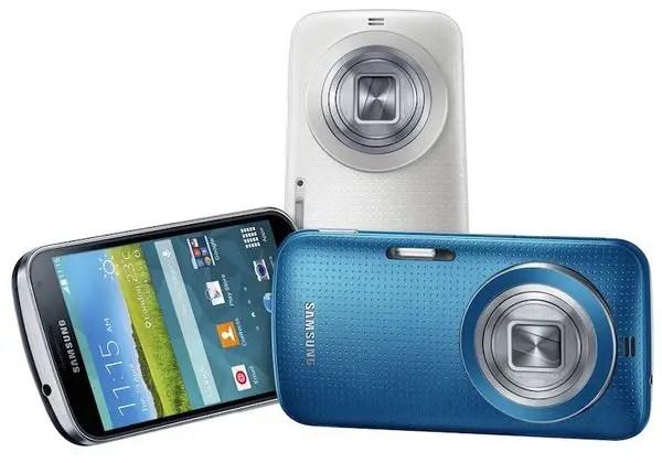 Samsung, Galaxy K zoom, Samsung Galaxy K zoom