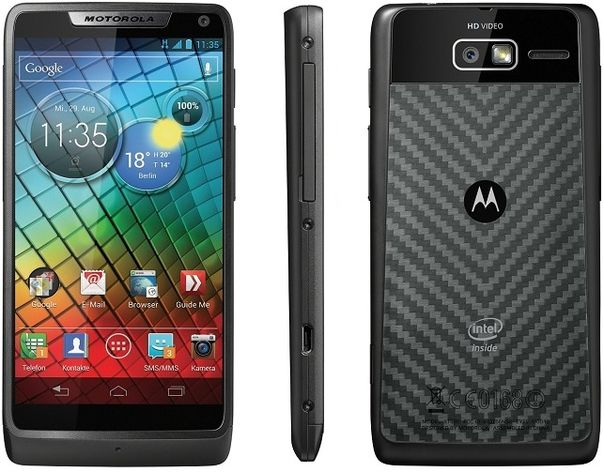 Motorola, RAZR i, Motorola RAZR i