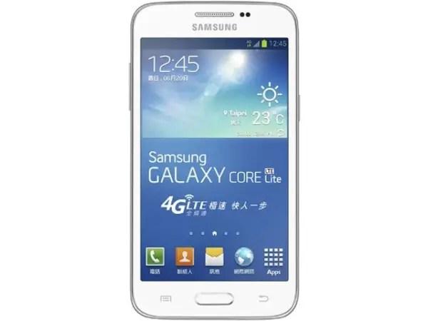 Samsung, Galaxy Core Lite, Samsung Galaxy Core Lite