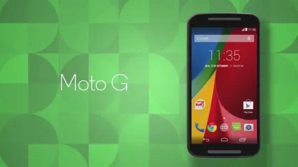 Motorola Moto G 2014 Android Smartphone
