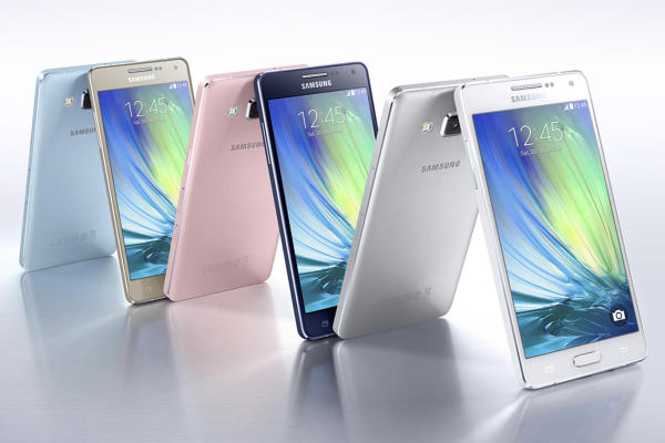 Samsung Galaxy A5 Android Smartphone