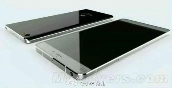 Xiaomi Mi5 Rendering