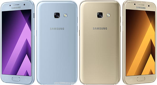 Samsung Galaxy A3 2017 Android Smartphone