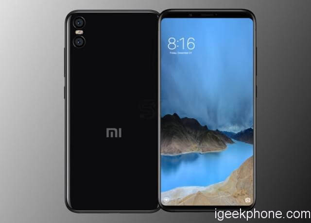 Xiaomi Mi 7 Android Smartphone