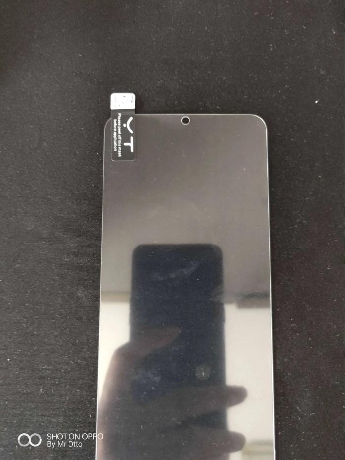Samsung Galaxy A8s Displayschutz