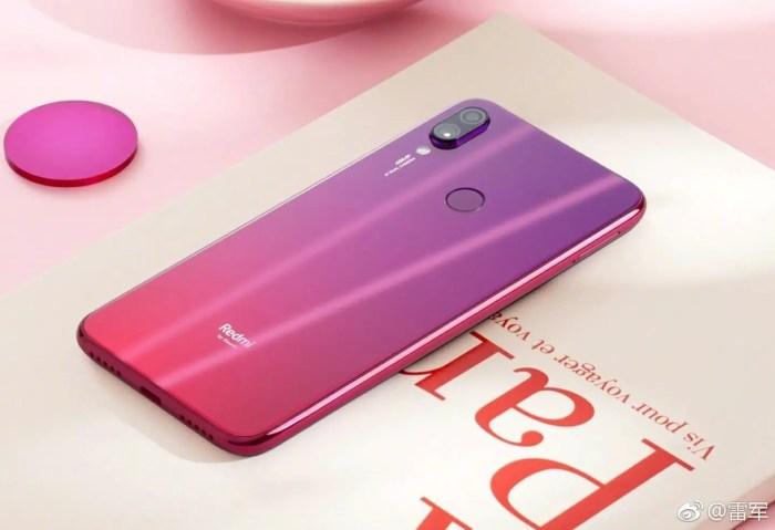 Redmi Note 7 Pressebild