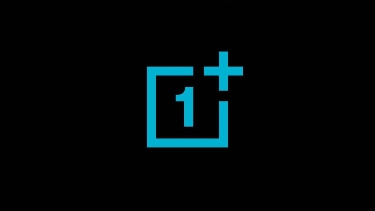 OnePlus neues Logo blau