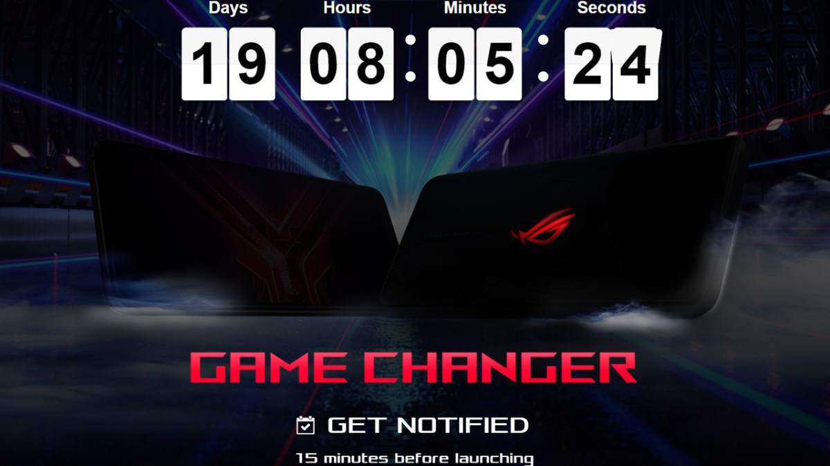 Asus ROG Phone 3 Grand Launch Event