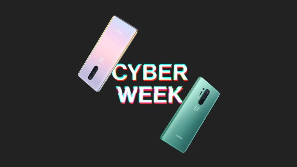 OnePlus Cyber Week