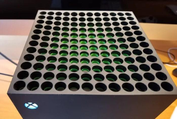Xbox Series X Gehäuse