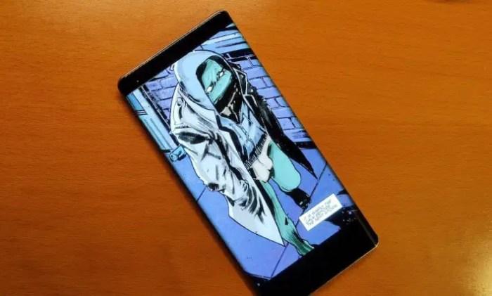 Huawei Mate 40 Pro Comics