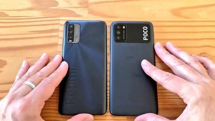 Redmi 9T Hands-On Video Leak mit Poco M3
