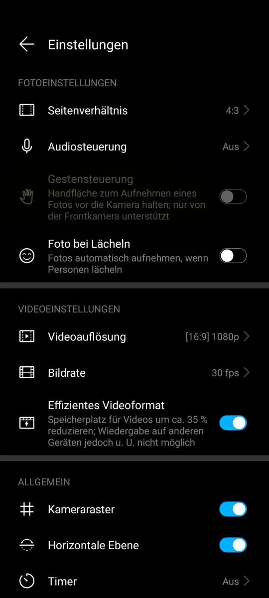 Honor 10X Lite Magic UI 3.1 Screenshot