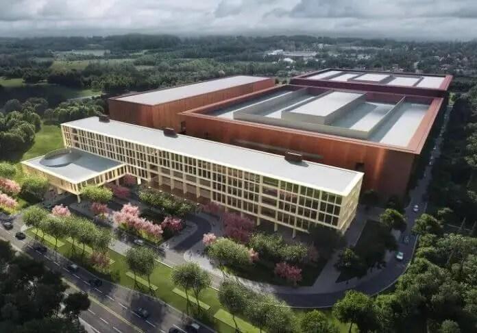 Huawei Chip Factory
