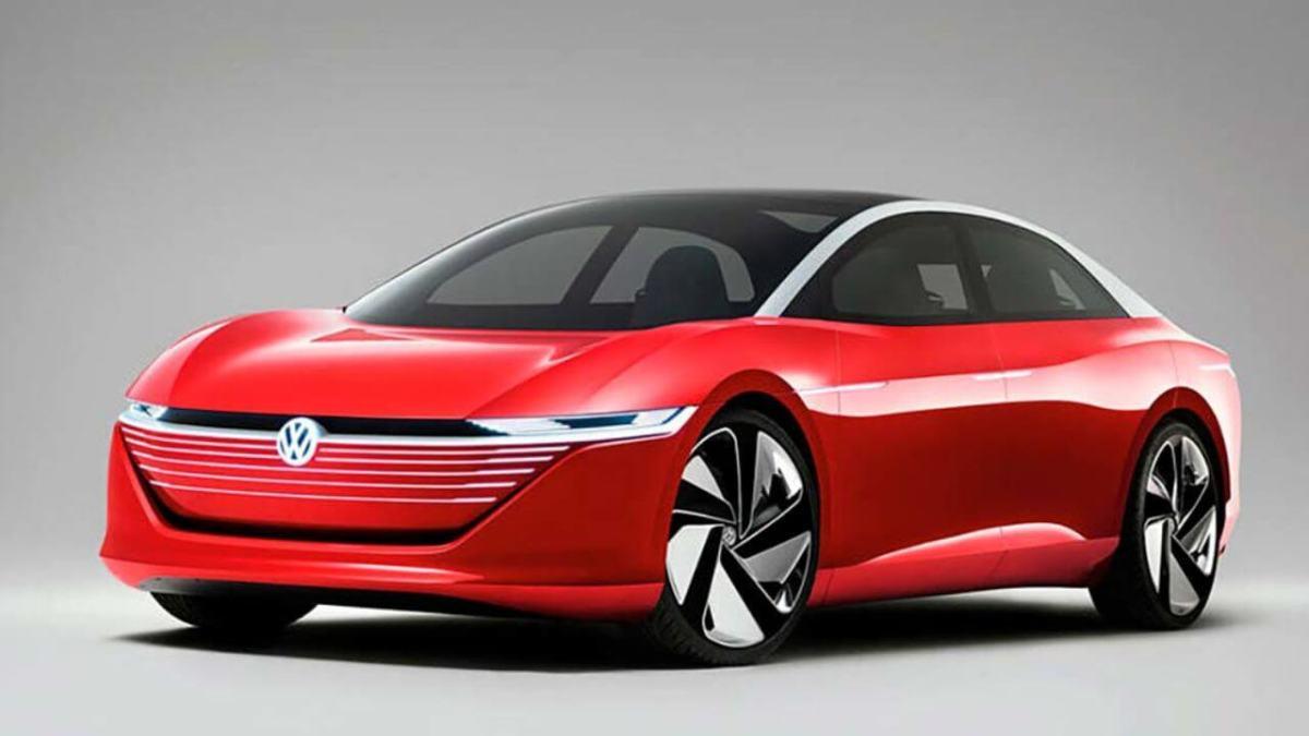 Volkswagen ID6 Vizzion