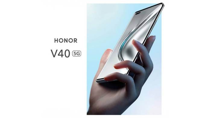 Honor V40 Launch