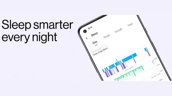 OnePlus Band Sleep-Tracking
