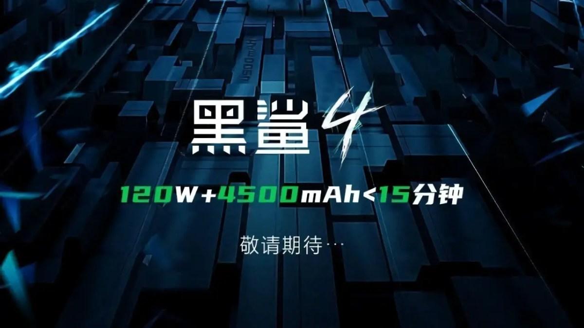Xiaomi Black Shark 4 Header