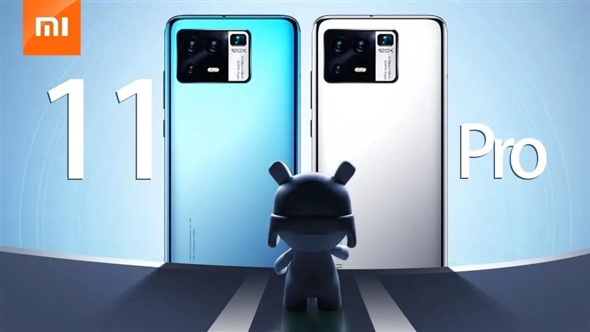 Xiaomi Mi 11 Pro Teaser