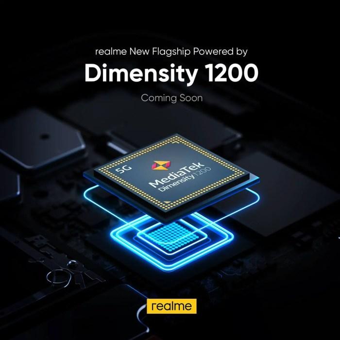 realme X9 Pro MediaTek 1200-Teaser