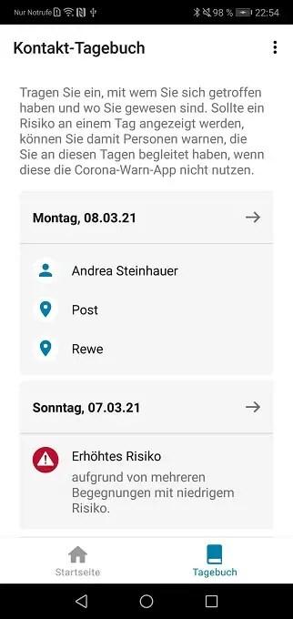 Corona-Warn-App 1.14