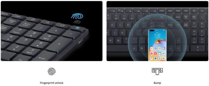Huawei MateStation S Keyboard