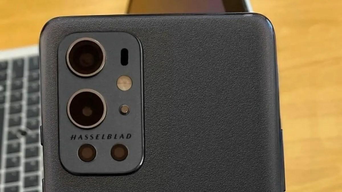 OnePlus 9 Pro Stellar Black Header